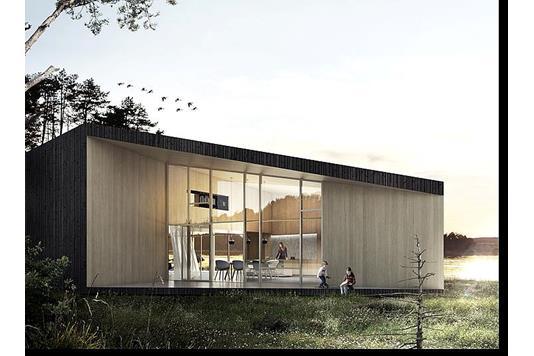 Villa på Hjortesigen i Silkeborg - Ejendommen