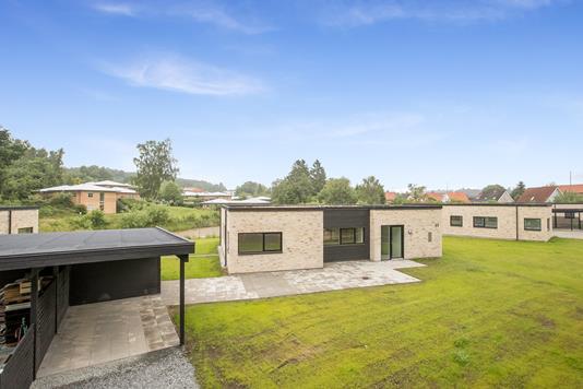 Villa på Møllebækken i Silkeborg - Ejendommen