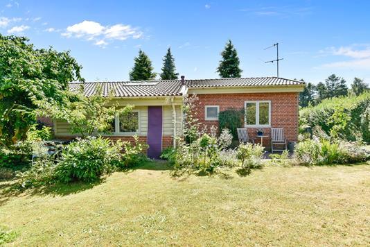 Villa på Udgårdstoften i Silkeborg - Ejendommen