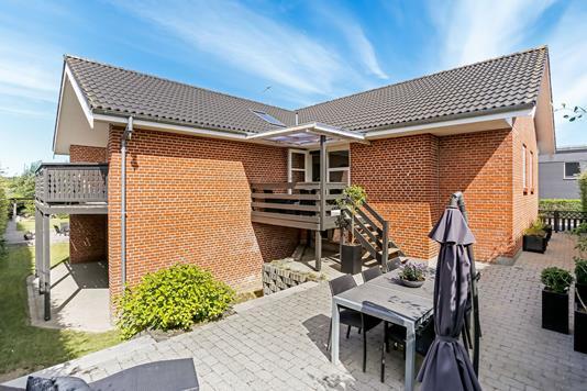 Villa på Hårup Bygade i Silkeborg - Ejendommen