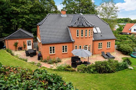 Villa på Ballevej i Silkeborg - Ejendommen
