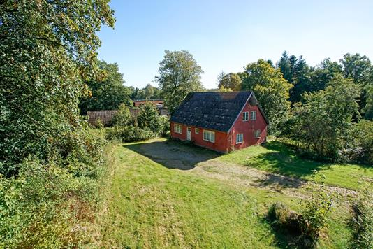 Villa på Møllebækken i Silkeborg - Grund