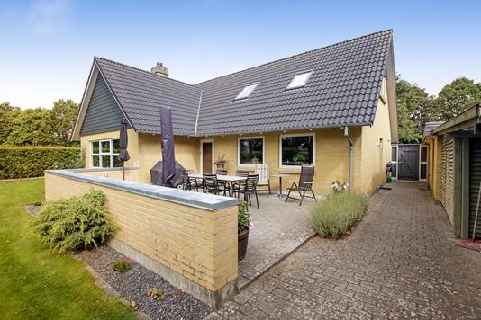 Villa på Ege Allé i Silkeborg - Ejendommen