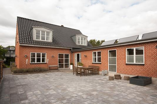 Villa på Læssøegade i Silkeborg - Ejendommen