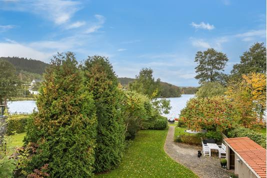 Villa på Thorsøvænget i Silkeborg - Udsigt