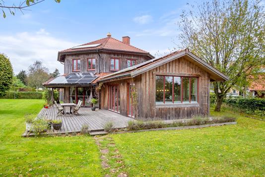 Villa på Snabegårdvej i Bryrup - Ejendom 1