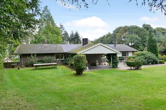 Villa på Kongshedevej i Silkeborg - Ejendommen