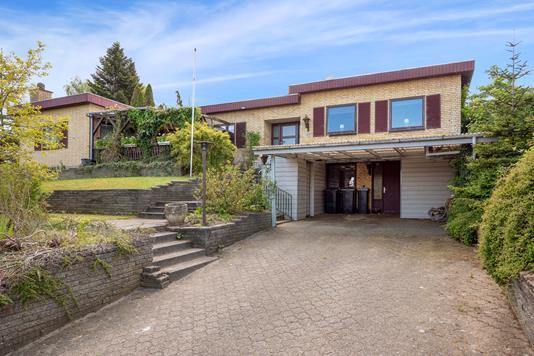 Villa på Ellebakken i Silkeborg - Ejendom 1
