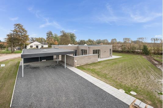 Villa på Balle Bygade i Silkeborg - Ejendommen
