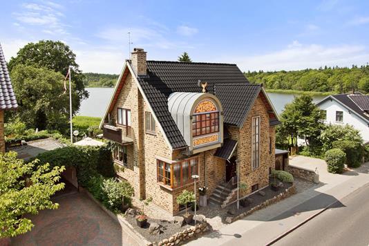Villa på Hostrupsgade i Silkeborg - Ejendommen