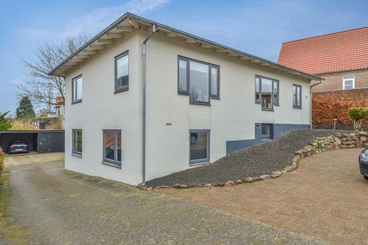 Villa på Ansvej i Silkeborg - Ejendommen