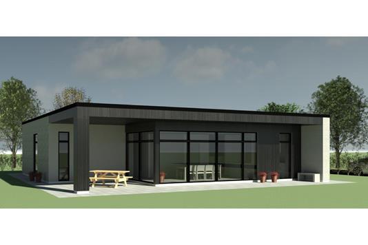 Villa på Fårdalen i Silkeborg - Ejendommen