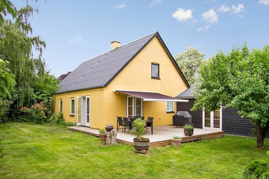 Villa på Gl. Skolevej i Slagelse - Ejendommen
