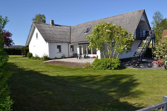 Villa på Sagavej i Slagelse - Ejendommen
