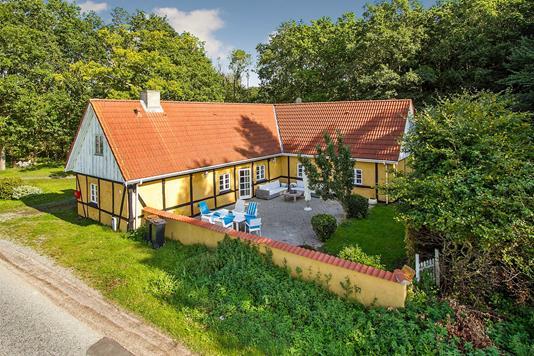 Villa på Rydemarksvej i Slagelse - Ejendommen