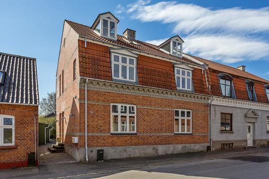 Villa på Herluf Trollesvej i Slagelse - Ejendommen