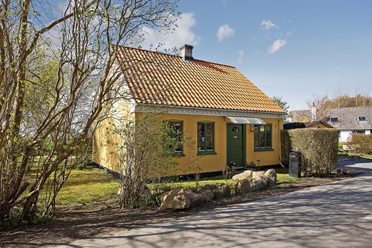 Villa på Seerdrupvej i Slagelse - Ejendommen