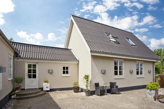 Villa på Sorøvej i Slagelse - Ejendommen