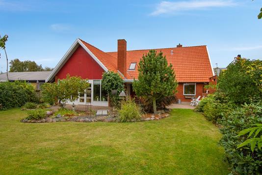 Villa på Hjorthøjvej i Slagelse - Ejendommen