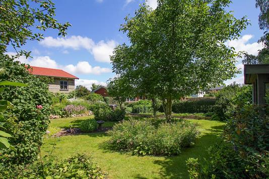 Villa på Marievangsvej i Slagelse - Have