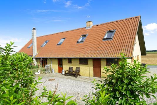 Villa på Kærrebjergvej i Slagelse - Ejendommen