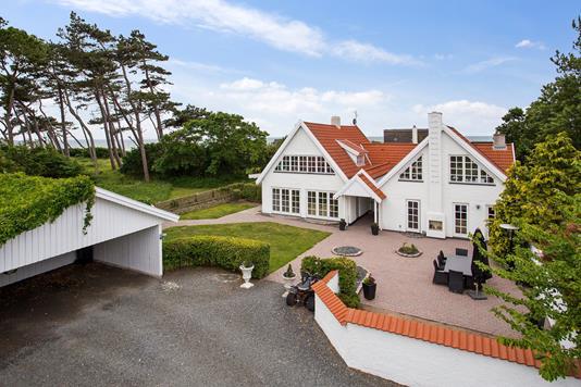 Villa på Søstjernevej i Slagelse - Ejendommen