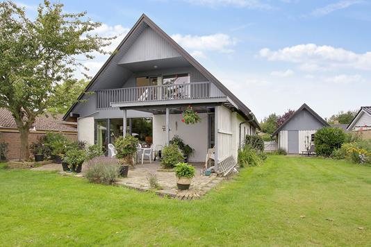 Villa på Korsbækvej i Gørlev - Ejendommen