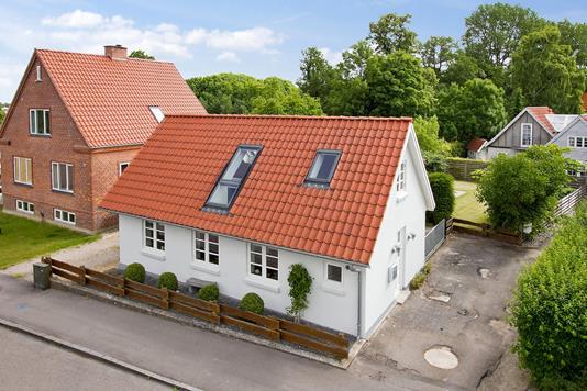 Villa på Skovvejen i Slagelse - Ejendommen