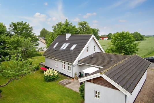 Villa på Tyvelse Huse i Slagelse - Ejendommen