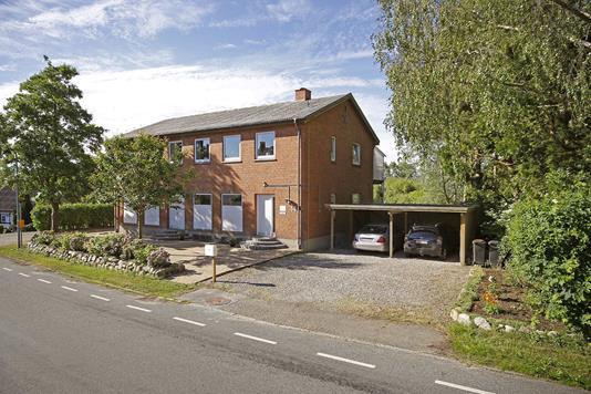 Villa på Rostedvej i Slagelse - Facade