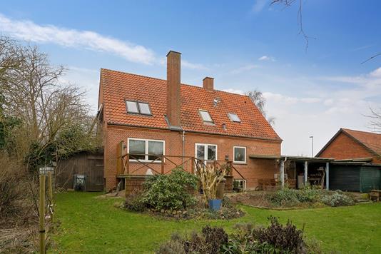 Villa på Landsgravvej i Slagelse - Ejendommen