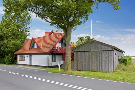 Villa på Nykøbing Landevej i Slagelse - Ejendommen