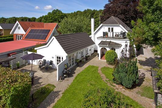 Villa på Rostedvej i Slagelse - Ejendommen