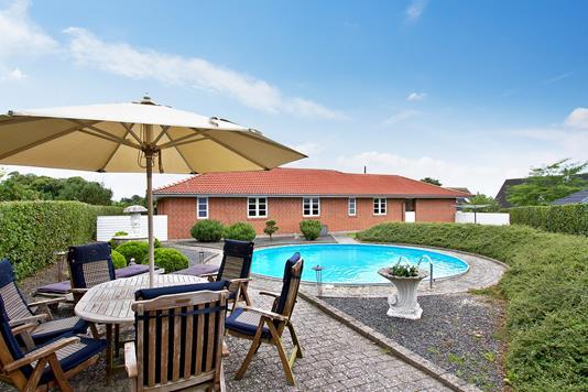 Villa på Snakagervej i Slagelse - Swimmingpool