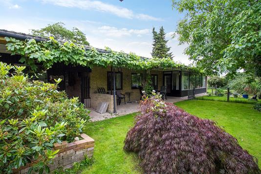 Villa på Helgesvej i Slagelse - Ejendommen