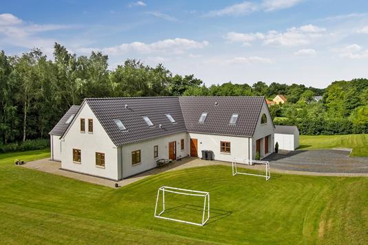 Villa på Skalsbjergvej i Slagelse - Ejendommen