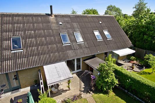 Villa på Vardevej i Slagelse - Ejendommen