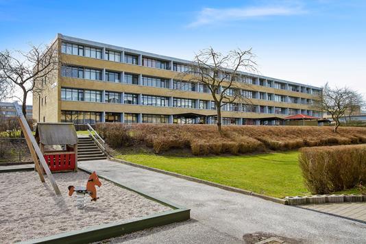 Ejerlejlighed på Søndermarksvej i Slagelse - Ejendommen