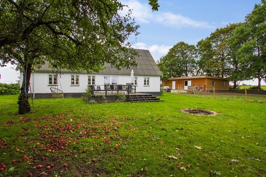 Villa på Søndermarken i Slagelse - Ejendommen