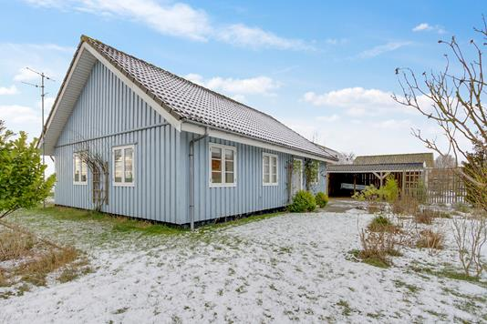 Villa på Englodden i Gørlev - Ejendommen