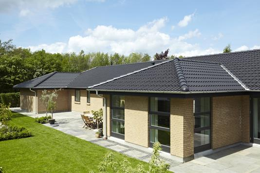 Villa på Valmuevænget i Slagelse - Modelfoto