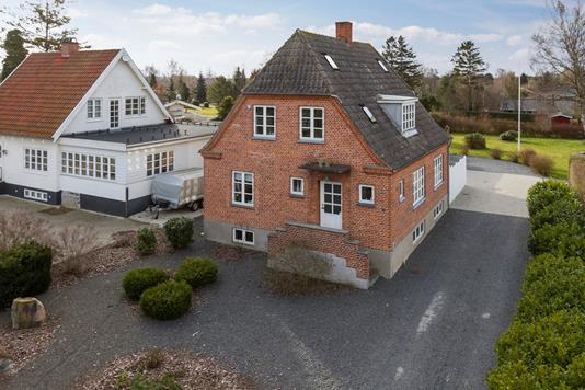 Villa på Stillingevej i Slagelse - Ejendommen