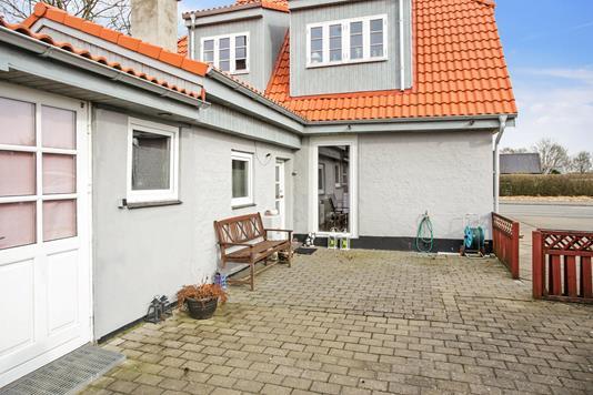Villa på Holmstrupvej i Slagelse - Terrasse