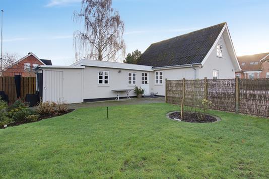 Villa på Kulbyvej i Høng - Ejendommen