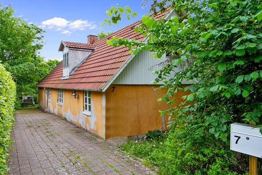 Villa på Agerhønevej i Slagelse - Ejendommen