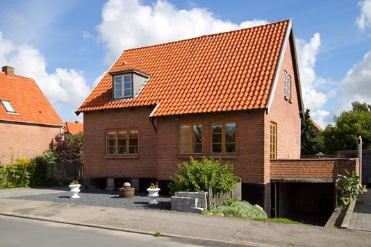 Villa på Lærkevej i Slagelse - Ejendommen