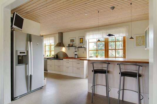 Villa på Lærkevej i Slagelse - Køkken