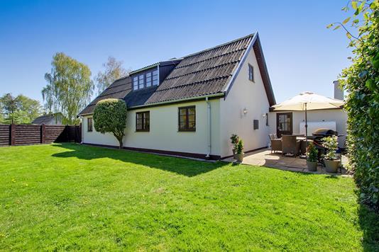 Villa på Vollerupvej i Slagelse - Ejendommen