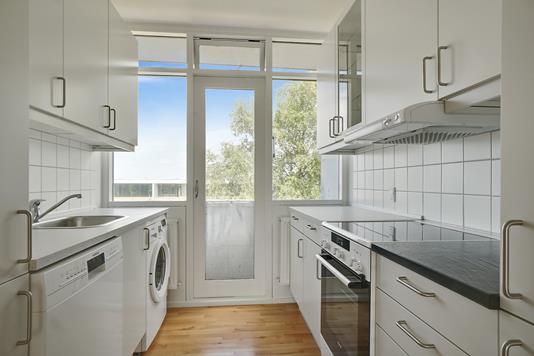 Ejerlejlighed på Byskov Alle i Slagelse - Køkken
