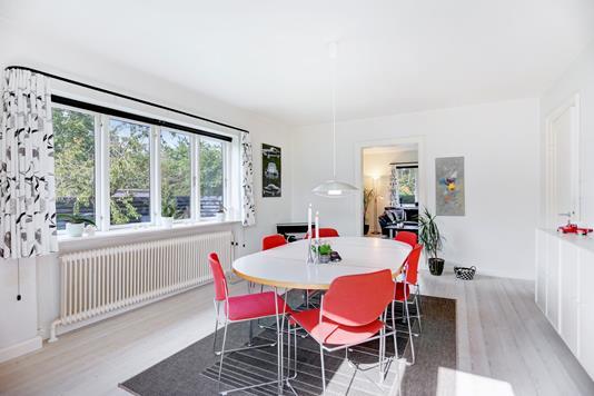 Villa på Korsørvej i Slagelse - Spisestue